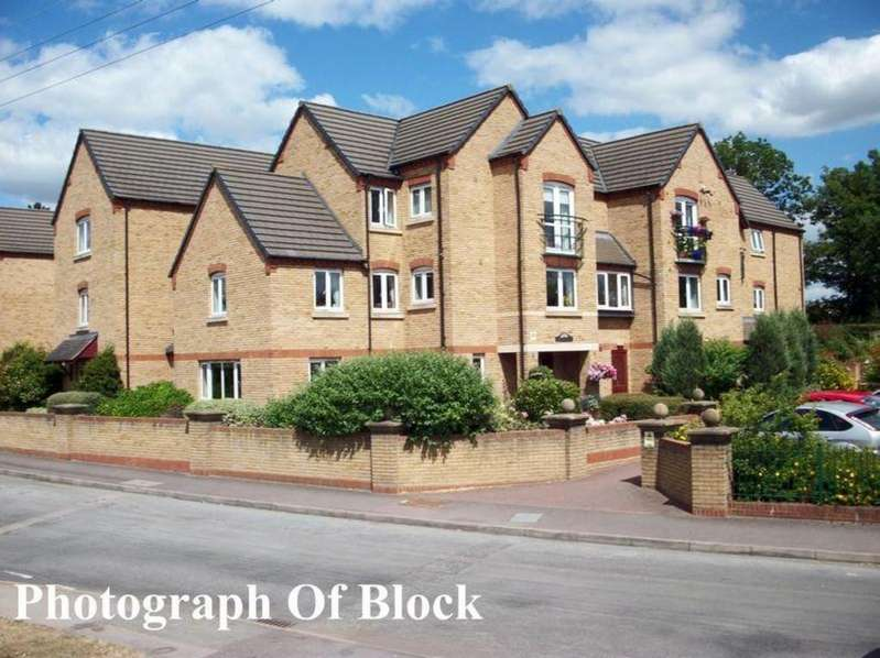 1 Bedroom Apartment Flat for sale in Burwell Hill, Brackley
