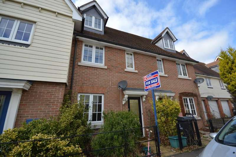 3 Bedrooms Town House for sale in Cambie Crescent, Colchester