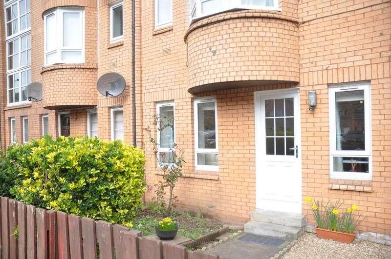 2 Bedrooms Terraced House for rent in Dorset Street, Charing Cross, Glasgow, G3 7AG