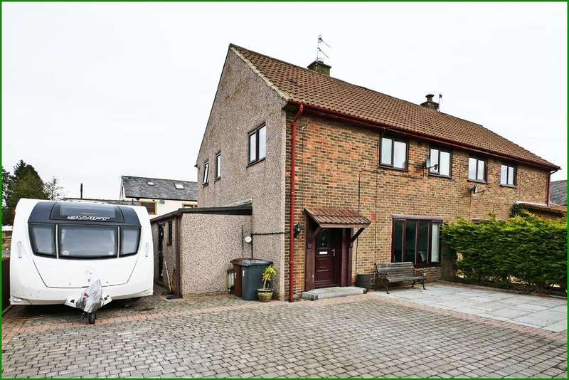 3 Bedrooms Semi Detached House for sale in Brogden View, Barnoldswick BB18