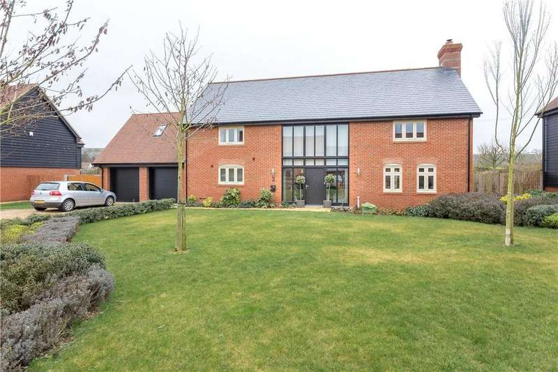 4 Bedrooms Detached House for rent in Pooles Meadow, Ogbourne St. George, Marlborough, Wiltshire, SN8