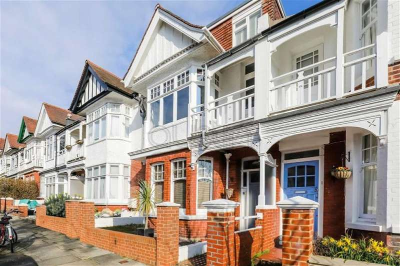 3 Bedrooms Flat for sale in Glendale Road, Hove, East Sussex