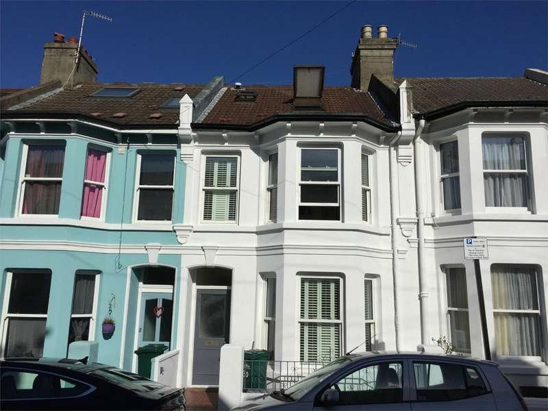 4 Bedrooms Terraced House for sale in Coventry Street, BRIGHTON, East Sussex