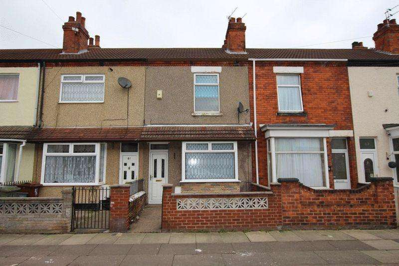 3 Bedrooms Terraced House for sale in FREESTON STREET, CLEETHORPES