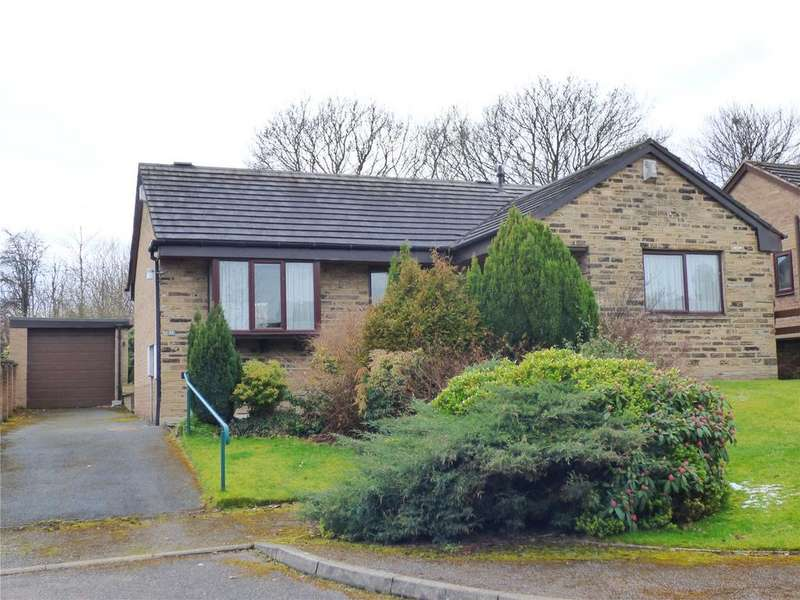 3 Bedrooms Detached Bungalow for sale in Clayborn View, Cleckheaton, BD19