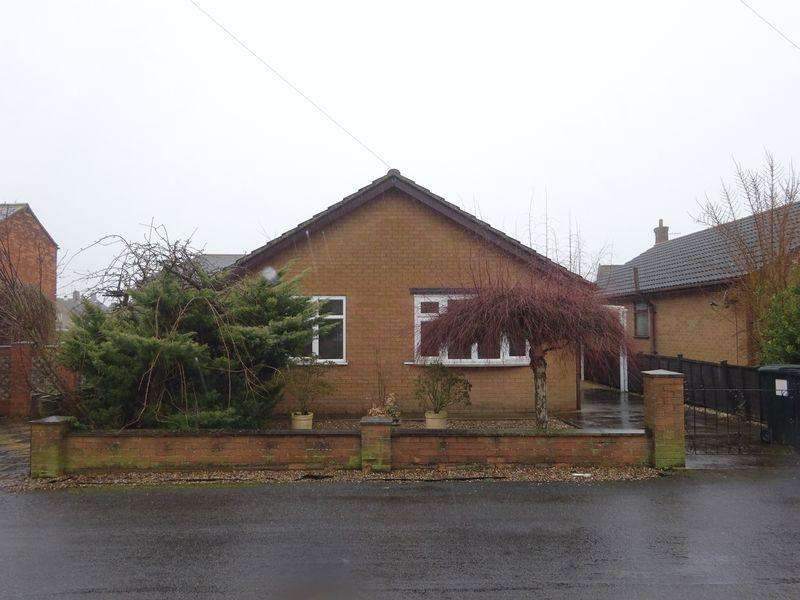 2 Bedrooms Detached Bungalow for rent in Old Chapel Lane, Burgh le Marsh