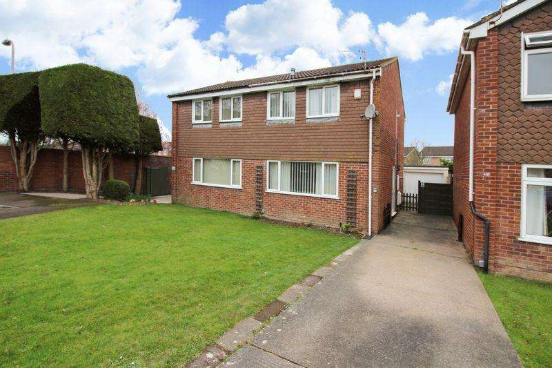 3 Bedrooms Semi Detached House for sale in Butterfield Park, Clevedon