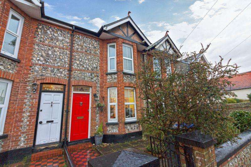 3 Bedrooms Terraced House for sale in Southview Terrace, Lancing