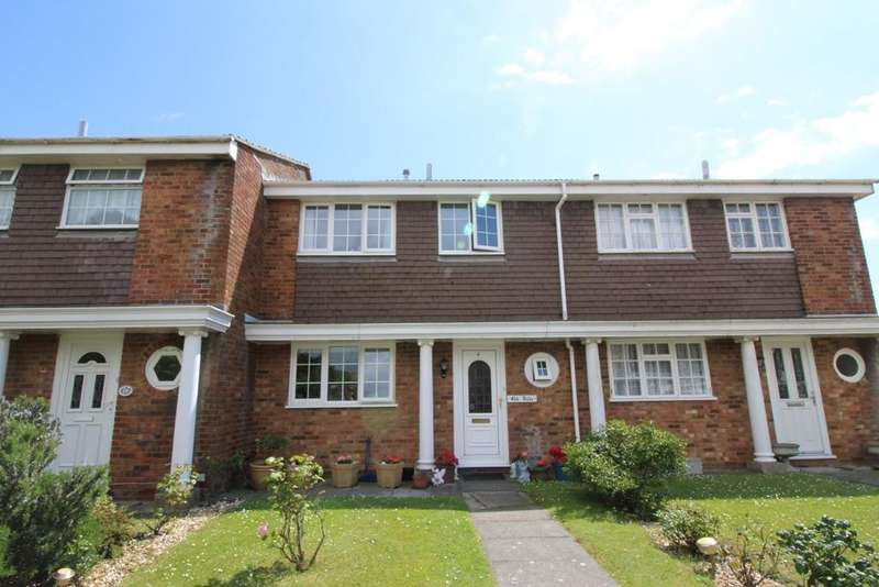 3 Bedrooms Terraced House for sale in Vian Avenue, Langney Point, Eastbourne BN23