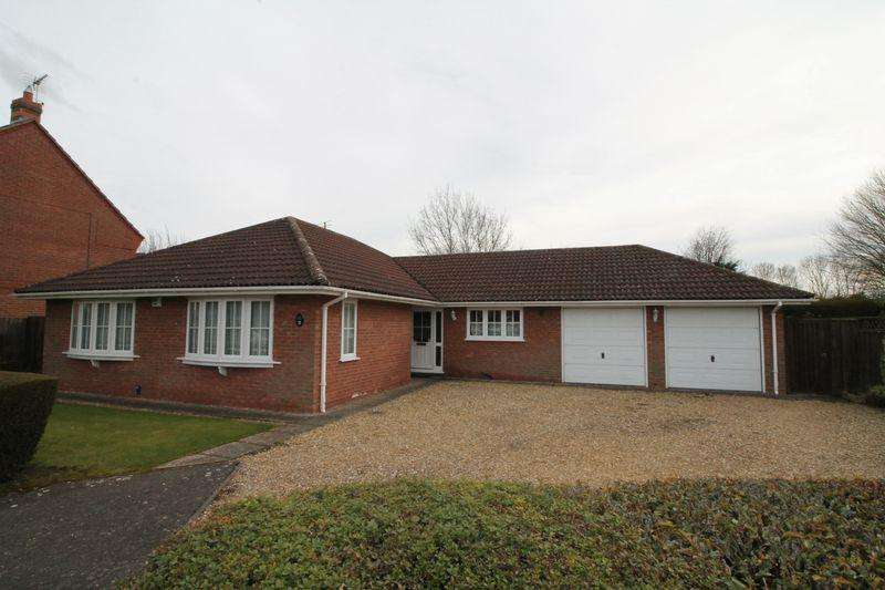 3 Bedrooms Detached Bungalow for sale in Bramble Grange, Spalding
