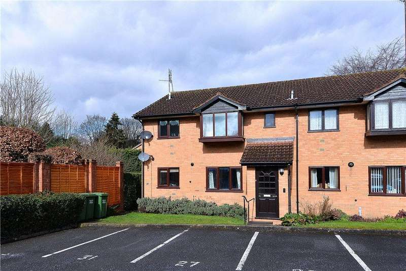 2 Bedrooms Apartment Flat for sale in Blakebrook Gardens, Kidderminster, DY11