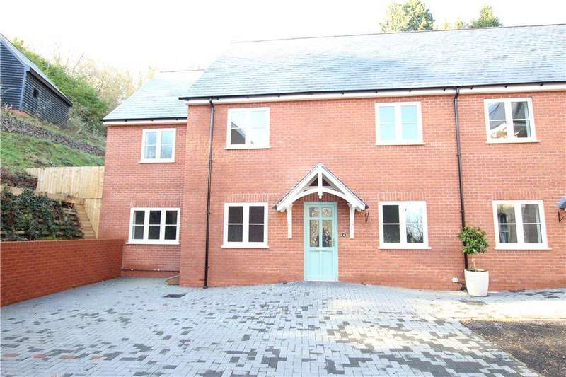 3 Bedrooms End Of Terrace House for sale in Bellmere Gardens, Malvern, Worcestershire, WR14