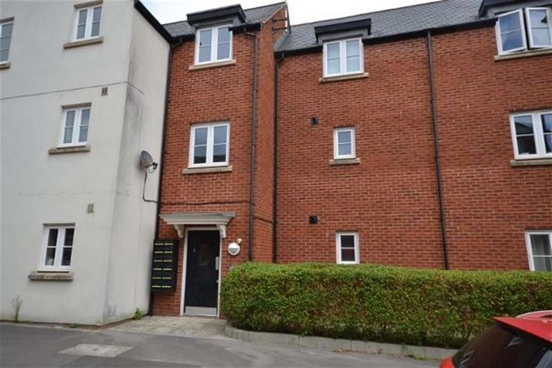 1 Bedroom Flat for sale in Dursley, Gloucestershire