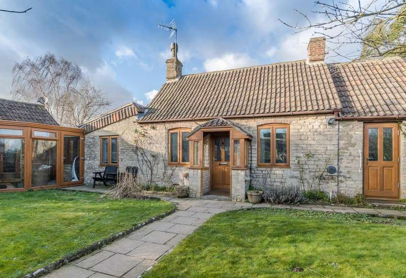 2 Bedrooms Cottage House for sale in School Lane, Luckington