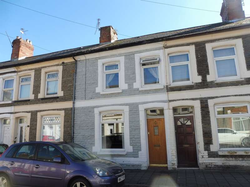 2 Bedrooms Terraced House for sale in Treharris Street, Cardiff