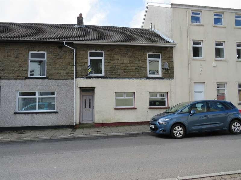 4 Bedrooms Terraced House for sale in Commercial Street, New Tredegar
