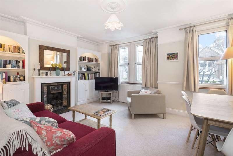 2 Bedrooms Flat for sale in Glycena Road, Battersea, London, SW11