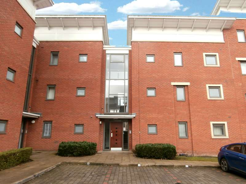 2 Bedrooms Apartment Flat for sale in Albion Street, City Centre WV1