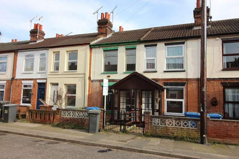 3 Bedrooms Terraced House for sale in Riverside Road, Ipswich IP1