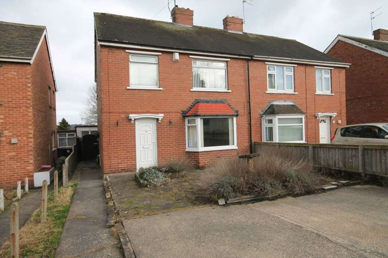3 Bedrooms Semi Detached House for sale in York Terrace, Chester Le Street, DH3