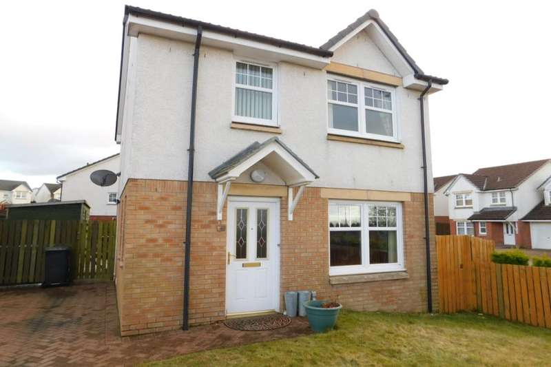 3 Bedrooms Detached House for sale in Kateswell Drive, SHOTTS, ML7