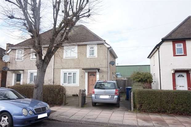 3 Bedrooms Semi Detached House for sale in Lily Gardens, Wembley, Middlesex