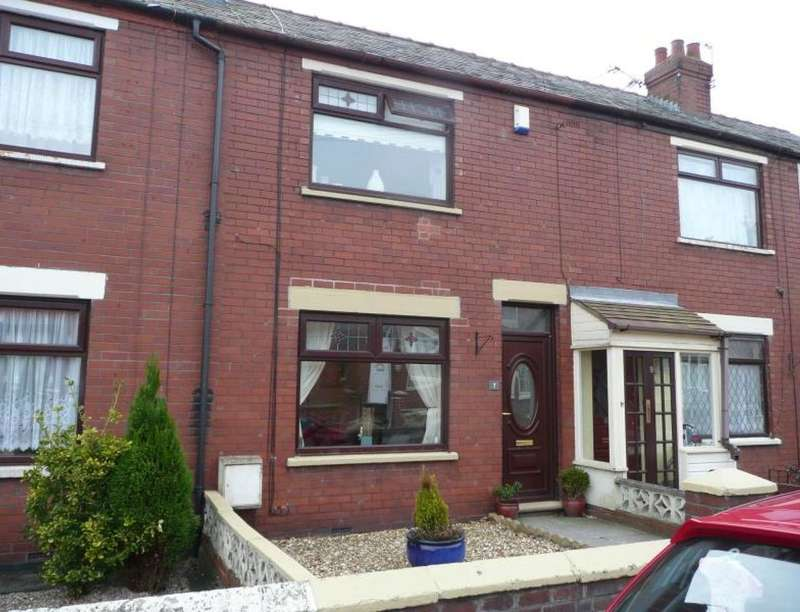 2 Bedrooms Property for rent in Ashwall Street, Skelmersdale, WN8