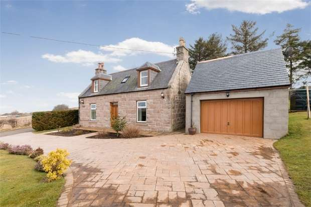 4 Bedrooms Cottage House for sale in Clochan, Clochan, Buckie, Moray