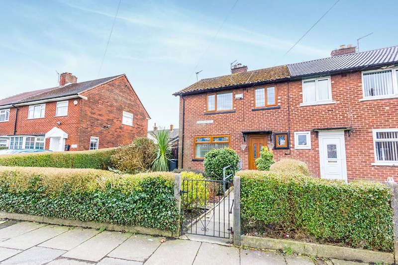 4 Bedrooms Semi Detached House for sale in Seddon Street, Manchester, M38