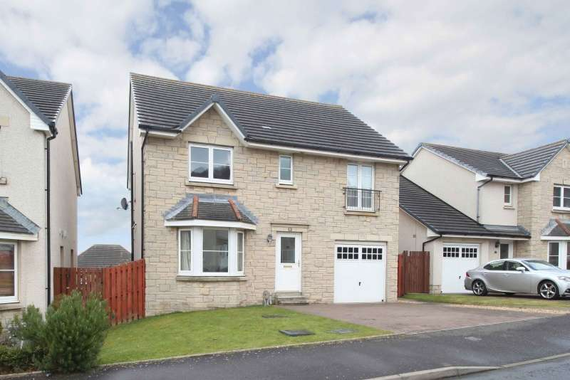 4 Bedrooms Detached House for sale in Inchgarvie Avenue, Burntisland, Fife, KY3 0BX