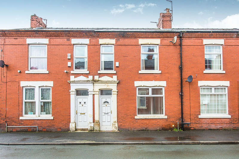 3 Bedrooms Terraced House for sale in Dymock Road, Preston, PR1