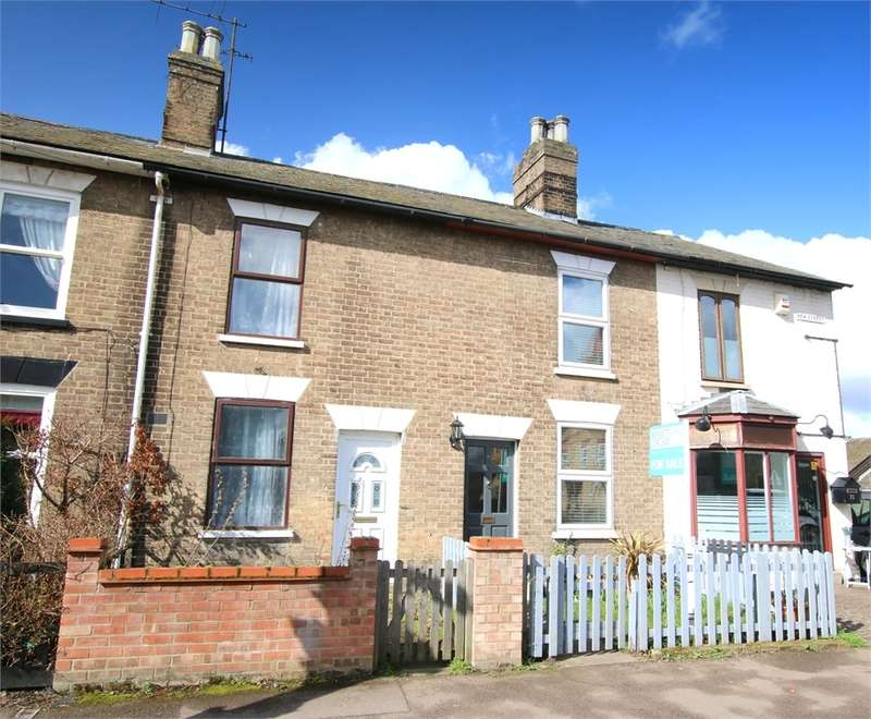 2 Bedrooms Terraced House for sale in ST NEOTS