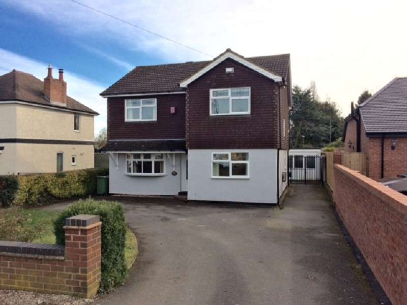 4 Bedrooms Detached House for sale in Golf Drive, Nuneaton, Warwickshire. CV11 6LY