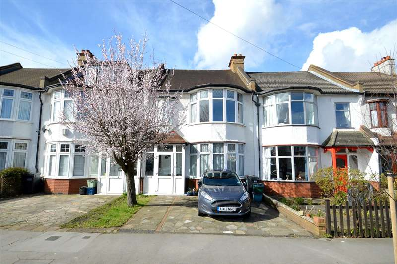 3 Bedrooms Terraced House for sale in Compton Road, Croydon