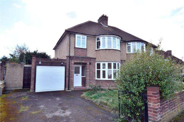 3 Bedrooms Semi Detached House for sale in Orchard Drive, Cowley