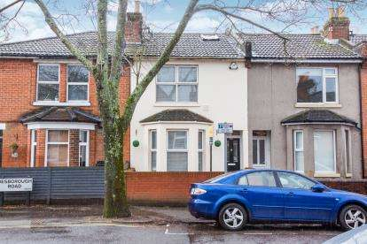 3 Bedrooms Terraced House for sale in Eastleigh, Hampshire