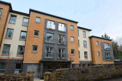 2 Bedrooms Flat for sale in Victoria Road, Paisley, Renfrewshire