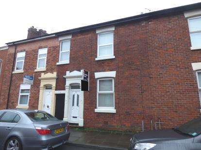 3 Bedrooms Terraced House for sale in Moor Hall Street, Plungington, Preston, Lancashire, PR1