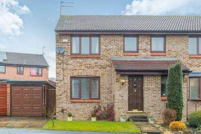 3 Bedrooms Semi Detached House for sale in Norwood Grove, ., Harrogate, North Yorkshire