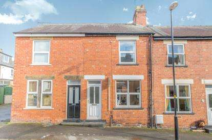 2 Bedrooms Terraced House for sale in Victoria Terrace, Harrogate, North Yorkshire