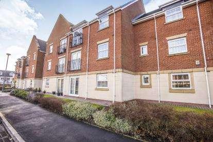 2 Bedrooms Flat for sale in Guernsey Avenue, Buckshaw Village, Chorley, Lancashire