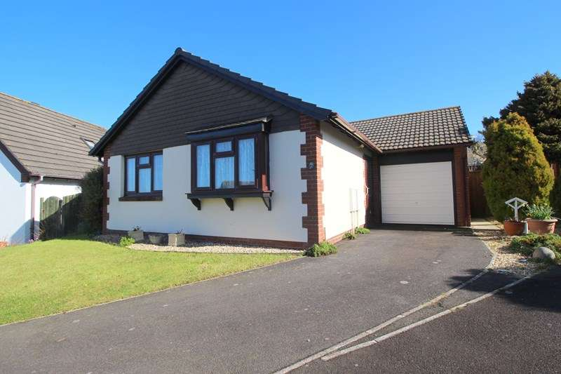 2 Bedrooms Detached Bungalow for sale in Knightsfield Rise, Northam, Bideford