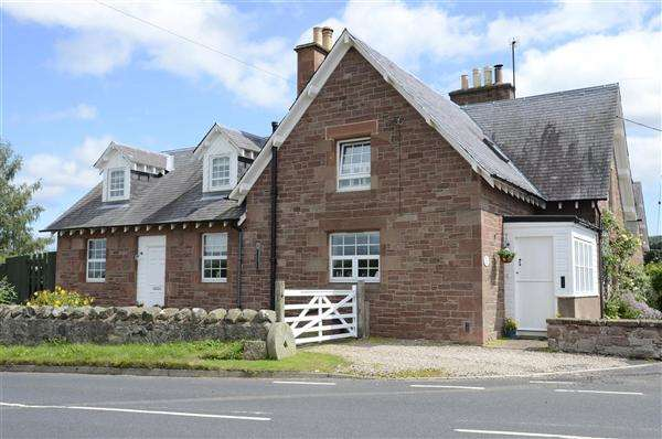 5 Bedrooms Cottage House for sale in Old Joiners Cottage, Eckford