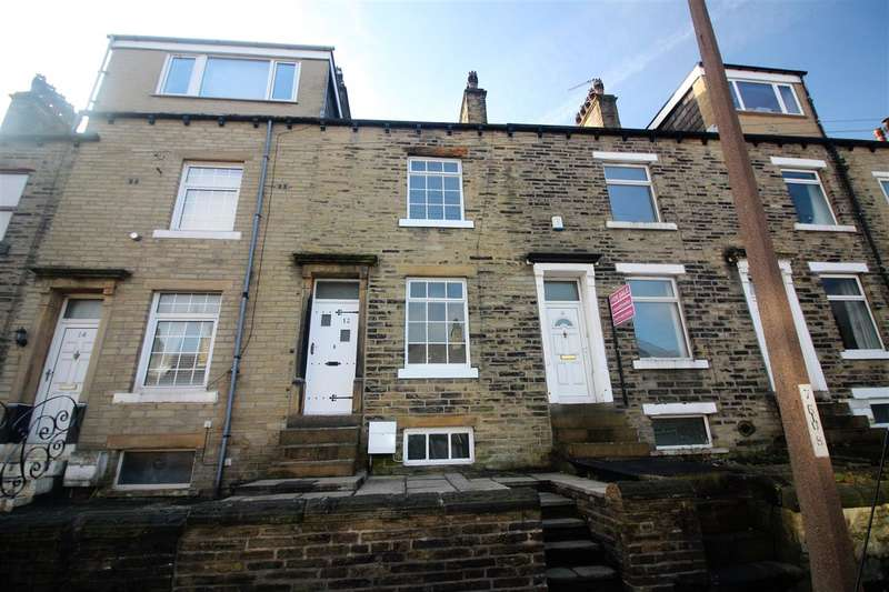 3 Bedrooms Terraced House for sale in Glen Terrace, Off Clover Hill Road, Halifax