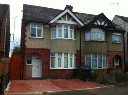 3 Bedrooms Semi Detached House for sale in Grosvenor Road, Luton, Bedfordshire