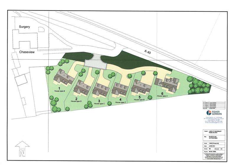 Land Commercial for sale in Hildersley, Ross-On-Wye