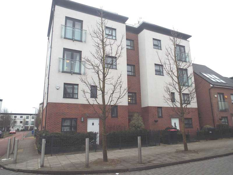 1 Bedroom Apartment Flat for sale in Apartment Broughton Lane, Salford