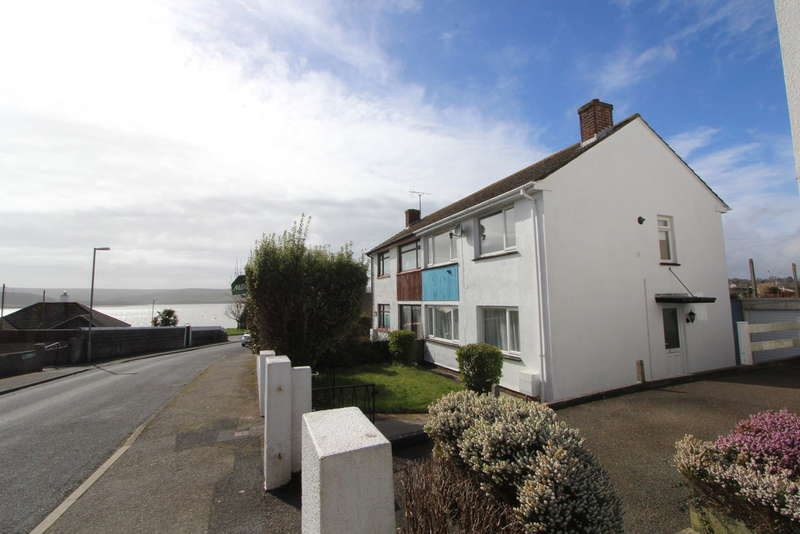3 Bedrooms Semi Detached House for sale in Sango Road , Torpoint