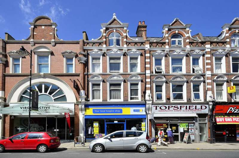 1 Bedroom Flat for sale in Topsfield Parade, Crouch End, N8