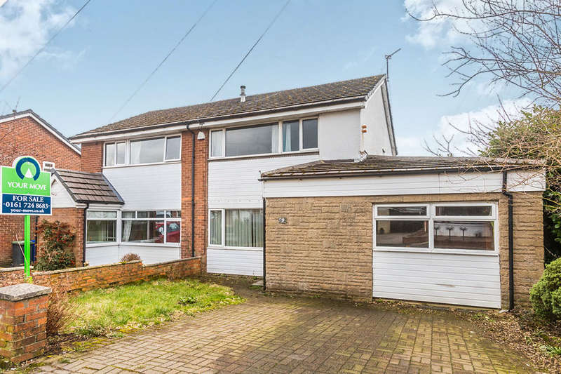 4 Bedrooms Semi Detached House for sale in Stanley Road, Radcliffe, Manchester, M26